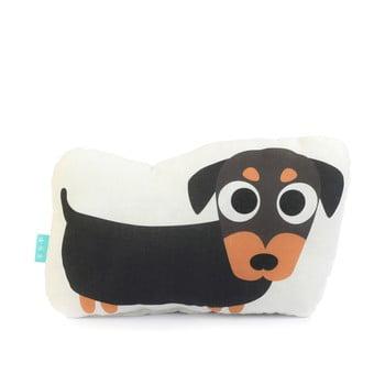 Pernă din bumbac Mr. Fox Dogs, 40 x 30 cm bonami.ro