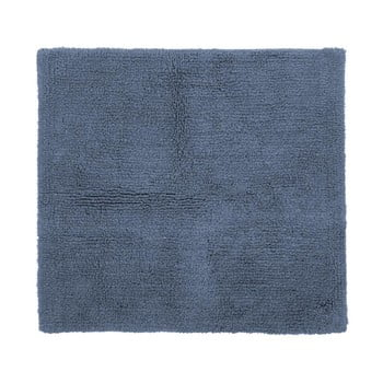 Covoraș din bumbac pentru baie Tiseco Home Studio Luca,60x60cm, albastru poza bonami.ro