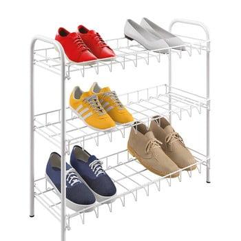 Etajeră pentru pantofi cu 3 polițe Metaltex Shoe Rack poza bonami.ro