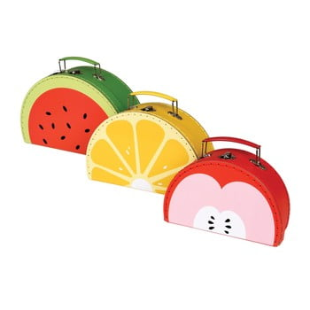 Set 3 gentuțe Rex London Tutti Frutti bonami.ro