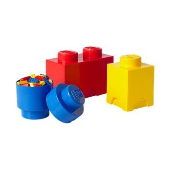 Set 3 cutii depozitare LEGO® Multi-Pack bonami.ro