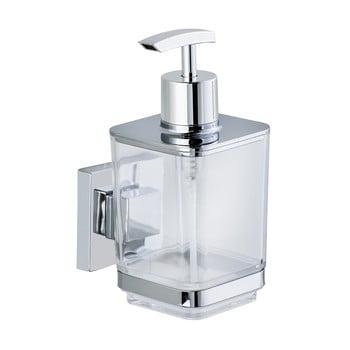 Dozator pentru săpun lichid Wenko cu sistem de prindere Vacuum-Loc, până la 33 kg bonami.ro