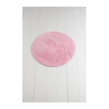 Covor de baie Colors of Cap, ⌀ 90 cm, roz bonami.ro