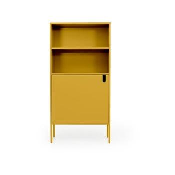 Dulap Tenzo Uno, lățime 76 cm, galben poza bonami.ro