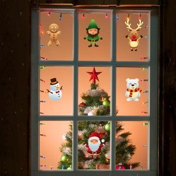 Autocolante Crăciun Ambiance Noel Et Ses Amis bonami.ro