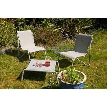 Set măsuță și 2 scaune de grădină cu structură din aluminiu Ezeis Montana poza bonami.ro