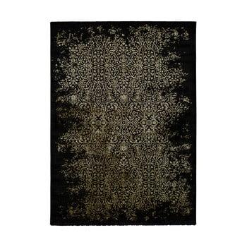 Covor Universal Gold Duro, 140 x 200 cm, negru imagine