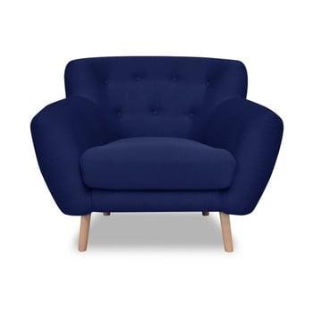 Fotoliu Cosmopolitan design London, albastru bonami.ro