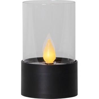 Corp de iluminat pentru exterior cu LED Best Season Puloun, înălțime 13,5 cm, negru poza bonami.ro