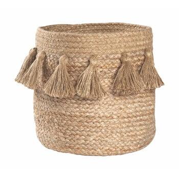 Coș din iută țesut manual pentru copii Nattiot Idris bonami.ro