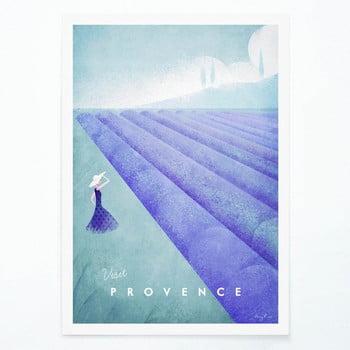 Poster Travelposter Provence, A3 bonami.ro