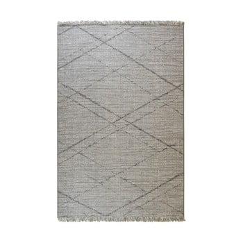 Covor potrivit pentru exterior Floorita Les Gipsy Grey, 155 x 230 cm, gri imagine