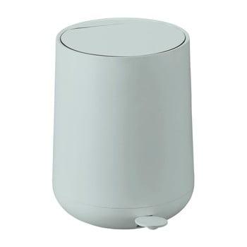 Coș de gunoi cu pedală Zone Nova, 5 l, verde deschis bonami.ro