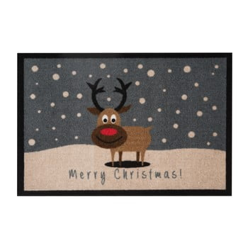 Preș Zala Living Merry Christmas Reindeer, 40 x 60 cm bonami.ro