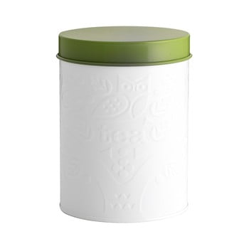 Recipient depozitare ceai Mason Cash In the Forest, 1,3 l, alb bonami.ro