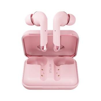Căști wireless Happy Plugs Air 1 Plus In-Ear, roz bonami.ro