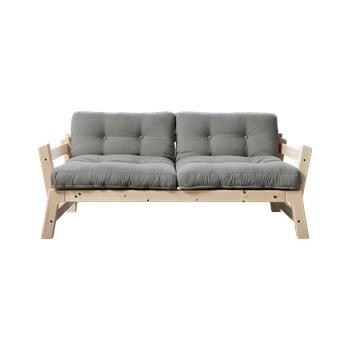 Canapea variabilă Karup Design Step Natural/Grey imagine