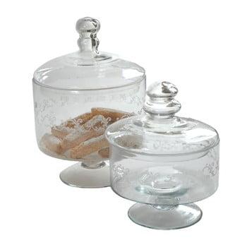 Set 2 recipiente din sticlă Antic Line bonami.ro