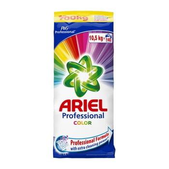 Detergent rufe tip pudră în pachet de familie Ariel Professional Color, 10,5kg(140 spălări) bonami.ro