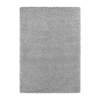 Covor Elle Decor Lovely Talence, 140 x 200 cm, gri deschis imagine