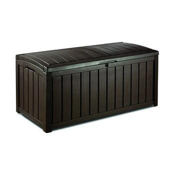 Cutie de depozitare pentru grădină Keter, 65 x 61 cm, maro poza bonami.ro