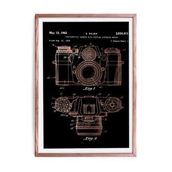 Tablou/poster înrămat Really Nice Things Camera, 40x60cm bonami.ro