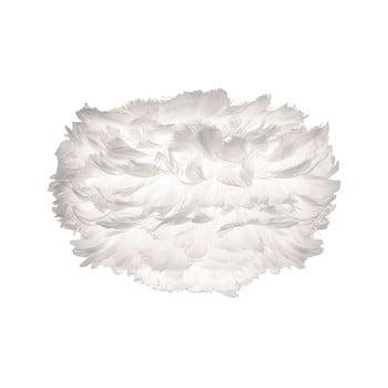 Abajur cu pene de gâscă UMAGE EOS, Ø 22 cm, alb poza bonami.ro