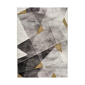 Covor Universal Bianca Grey, 140 x 200 cm, gri - auriu imagine