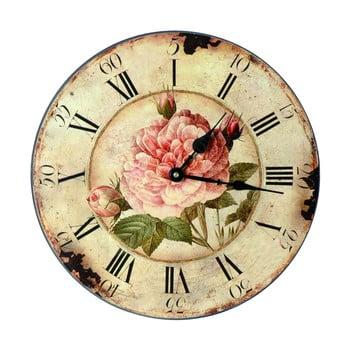 Ceas Roses, 33 cm bonami.ro
