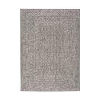 Covor pentru exterior Universal Jaipur Berro, 160 x 230 cm, gri imagine