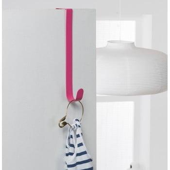 Cârlig pentru ușă Compactor, roz bonami.ro