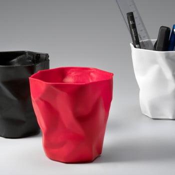 Pahar pentru creioane Essey Pen Pen Red bonami.ro