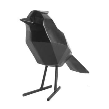 Statuetă PT LIVING Bird Large Statue, negru bonami.ro
