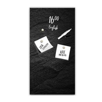 Tablă magnetică Styler Carb, 30 x 60 cm poza bonami.ro