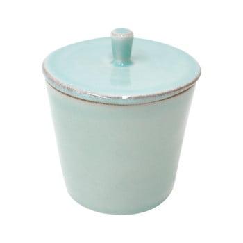 Zaharniță din gresie ceramică Costa Nova Esme, 210 ml, turcoaz poza bonami.ro