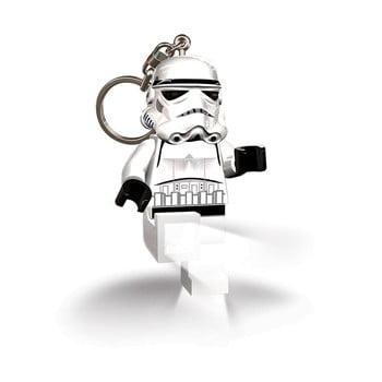 Breloc cu lanternă LEGO® Stormtrooper bonami.ro