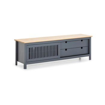 Masă TV din lemn Marckeric Bruna, gri poza bonami.ro