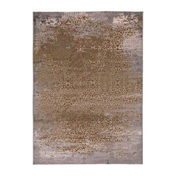 Covor Universal Danna, 160 x 230 cm, gri - auriu imagine