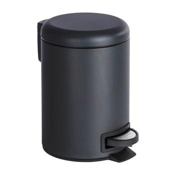 Coș deșeuri Wenko Leman, 3L, negru bonami.ro