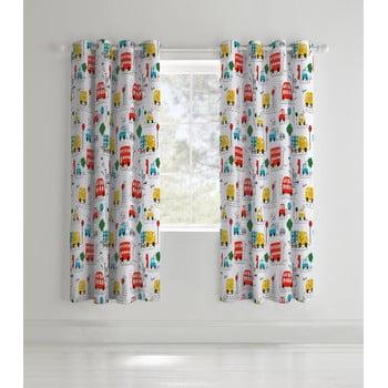 Set 2 draperii pentru camera copiilor Catherine Lanfsield Cars bonami.ro