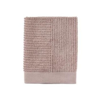 Prosop mâini din bumbac Zone Classic Nude, 50 x 70 cm, bej bonami.ro