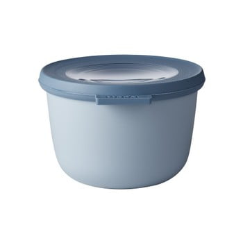 Bol cu capac Rosti Mepal Nordic, 500 ml, albastru poza bonami.ro