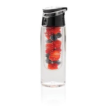 Sticlă cu sită pentru fructe XD Design Fruity, 700 ml poza bonami.ro