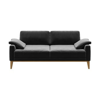 Canapea cu 2 locuri MESONICA Musso, gri imagine