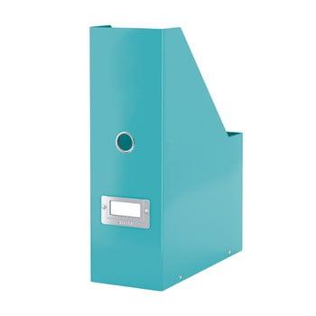 Suport pentru documente Leitz Office, albastru turcoaz bonami.ro