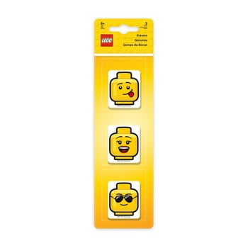 Set 3 radiere LEGO® Iconic bonami.ro