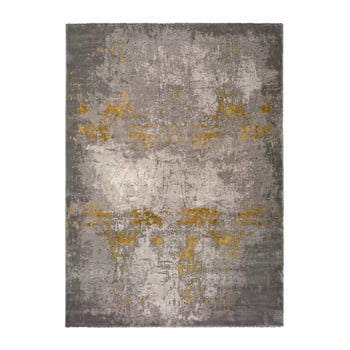 Covor Universal Mesina Mustard, 140 x 200 cm, gri imagine