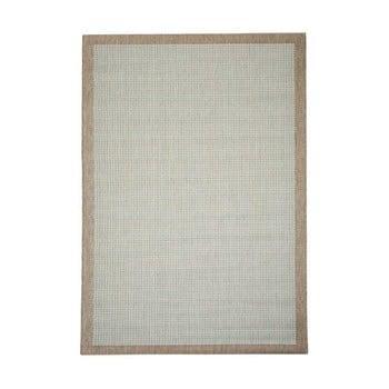 Covor adecvat pentru exterior Floorita Chrome, 200 x 290 cm, maro - turcoaz