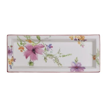 Platou din porțelan Villeroy & Boch Mariefleur Gifts, motiv floral, multicolor bonami.ro