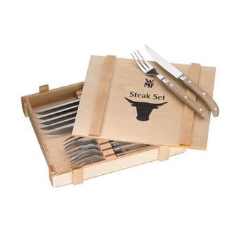 Set cuțite și furculițe pentru friptură WMF Ranch imagine